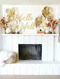 15 amazing and gorgeous fall mantle ideas classy clutter