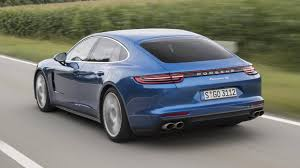 review 2017 porsche panamera no longer the ugly duckling the