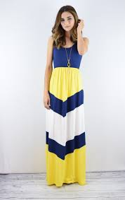 chevron maxi dress chevron color block maxi dress éloges