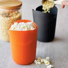 joseph joseph cuisine joseph joseph m cuisine microwave single serve popcorn maker set