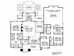 2500 Sq Ft Ranch Floor Plans 198 Best Small Home Images On Pinterest House Floor Plans
