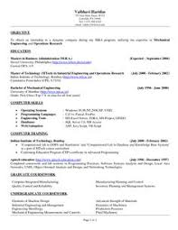 Objective Examples On Resume by Cover Letter Example Cover Letter Examples For Customer