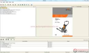 auto repair manuals still steds forklifts 8 17 r2 02 2017 full