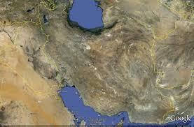 Empty World Map Strategic Sam Deployment In Iran