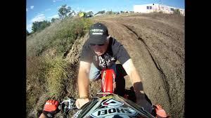 motocross crash helmets motocross helmet cam 85 150 crf150 crash youtube