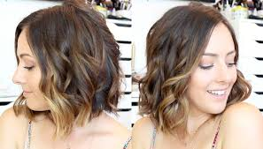 whats the best curling wands for short hair how to curl hair with a straightener curling wand youtube