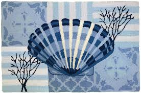 Beach Themed Area Rugs Tropical Nautical Accent And Area Rugs
