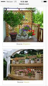 Create Privacy In Backyard Musely