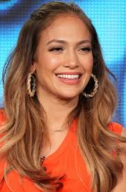 haircut for rectangle shape face jennifer lopez hairstyles pretty long wavy haircut for oval face