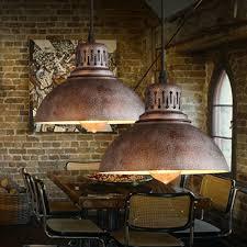 industrial chandelier lamp sconces iron light pendant loft light