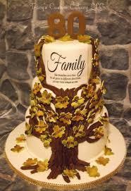 family tree 80th birthday cake u2026 pinteres u2026