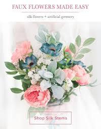 silk flowers bulk artificial flowers bulk uk wizbabies club pertaining to faux idea