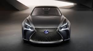 2019 lexus gs will get news lexus confirms detroit u002717 debut for ls saloon