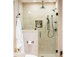 Bathroom Shower Windows by Bathroom Shower Head Fabrique Tile Glass Doors Rainfall Lighting