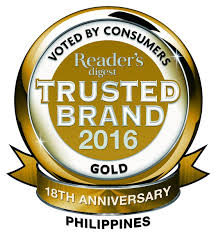 readers digest trusted brands 2016 honoring the companies