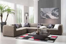 examples living room furniture layoutscreative grey sofa living