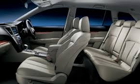 legacy subaru interior new subaru legacy touring wagon officially unveiled in japan