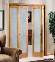 interior alluring brown wooden interior double doors with glass