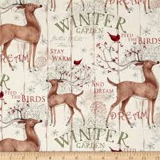 cardinal home decor designed by susan winget this cotton print fabric is perfect for
