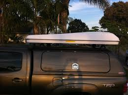 nissan frontier king cab roof rack explorer series hard shell roof top tent