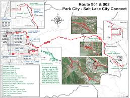 Utah State Parks Map by Utah Transit Authority