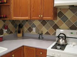 painted kitchen backsplash ideas 37 best painted backsplashes images on