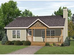 Cabin Plans With Porch Julius Country Cabin Home Plan 058d 0179 House Plans And More