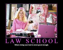 Elle Meme - legally blonde my name is elle woods and i am a