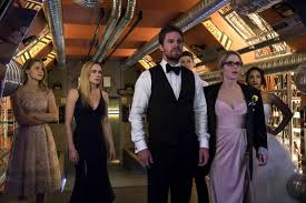 Hit The Floor Killer Crossover - tv reviews u2013 arrow u2013 season 6