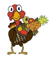 thanksgiving baskets clipart 35