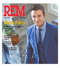 Re Max Metro In Saint April 2016 By Real Estate Magazine Rem Issuu