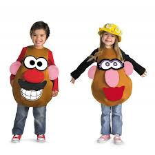 Diy Sew Potato Head Costume Potato Head Runner Potato Head Potato Heads