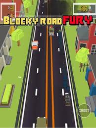 blocky roads version apk blocky road fury race n shoot apk apkname