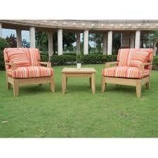 Grade A Teak Patio Furniture by Wholesaleteak Outdoor Patio Grade A Teak Wood Atnas 3 Piece Teak