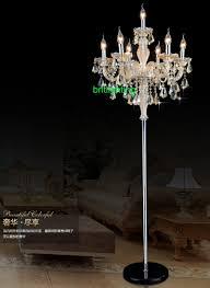 Floor Lights For Bedroom by Crystal Floor Lamp Living Room Modern Floor Lamps Bedroom Led