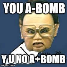 Kim Jong Il Meme - kim jong il y u no meme imgflip