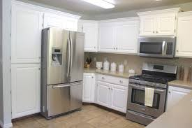 Small Kitchen Makeovers - kitchen cabinets 43 small kitchen makeovers with white cabinets