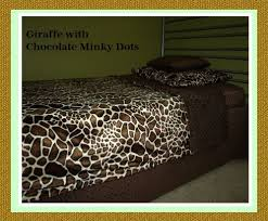 Giraffe Bedding Set Bedding Set