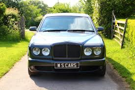 2009 bentley arnage t 2007 bentley arnage t mulliner spec with full bentley service