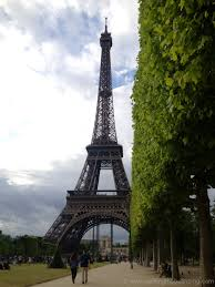 enchanted by the eiffel tower spilling the beans