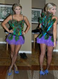 Halloween Peacock Costume Diy Peacock Costume Women Google Nola Voodoofest Ideas