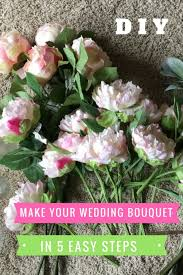 how to make wedding bouquets how to make a flower wedding bouquet angie away