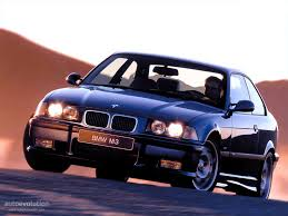 bmw m3 coupe e36 specs 1992 1993 1994 1995 1996 1997