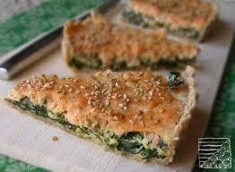 cuisiner les algues recette tarte au saumon et algue wakamé 750g