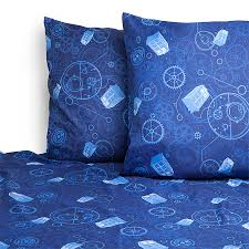 Full Size Bed Sheet Sets Exclusive Doctor Who Bed Sheets Thinkgeek