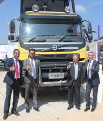 volvo address volvo launches 2 new premium multi axle dump trucks