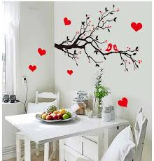 tree branches decor 7179 diy wall decal decoration birds tree branches wall