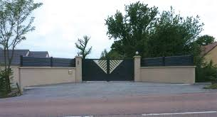 portails de jardin portail de jardin mise en oeuvre astell cadiou industrie