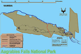 Victoria Falls Map South Africa Roads Map U0026 All Maps Of South Africa