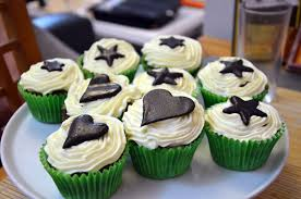 sesame decorations green tea cupcakes with black sesame decorations the cake